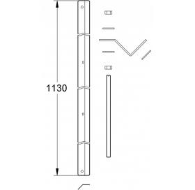 Комплект углового монтажа Grohe RAPID SL, 38562001