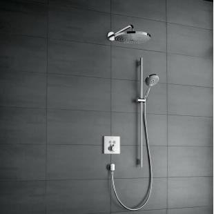Внешняя часть смесителя на 2 отверстия Hansgrohe ShowerSelect, 15763000