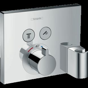 Внешняя часть смесителя на 2 потребителя Hansgrohe ShowerSelect, 15765000