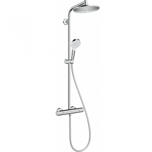 Душевая система Hansgrohe Crometta S 240 1jet Showerpipe (27267000 )