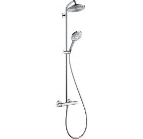 Набор для комплектации душа HANSGROHE Raindance Select S 240 Showerpipe с Термостатом, хром ( 271150