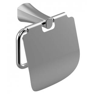 Держатель для туалетной бумаги Imprese Cuthna, серебро, 140280 stribro