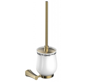 Туалетная щетка Imprese Cuthna, бронза, 150280 antiqua