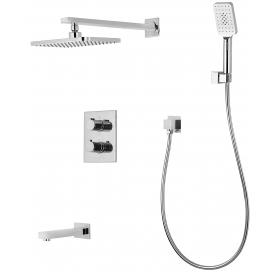 Комплект для ванны и душа IMPRESE CENTRUM на 3 потребителя VR-51400