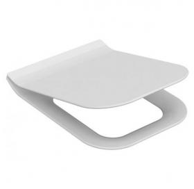 Сиденье для унитаза Idevit Halley Soft Close Slim 53-02-06-009