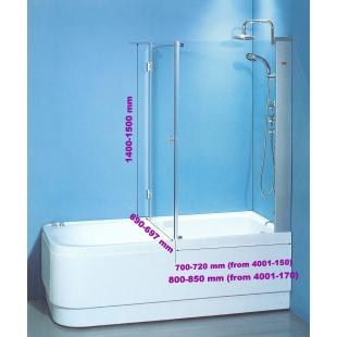 Штора на ванну KO&PO 7047/у (70)
