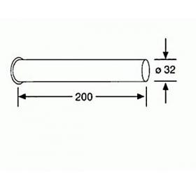 Отводная труба 84501605-00