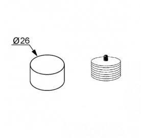Декоративный набор KLUDI A-QA (7043005-00)