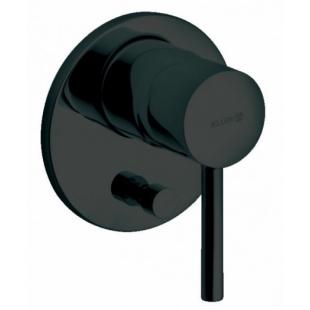 Встраиваемый смеситель KLUDI BOZZ (387163976) черный матовый