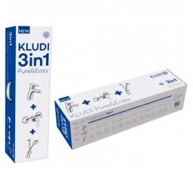 Набор смесителей KLUDI Pure&Easy (378450565)
