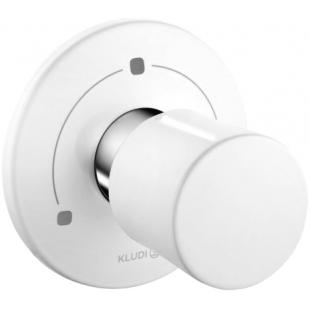 Вентиль KLUDI BALANCE (528469175) White на 3 положения