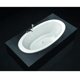 Ванна Laufen ALESSI 204x102 овальная, H2439700000001