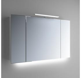 Зеркальный шкаф 100 см MARSAN THERESE-4