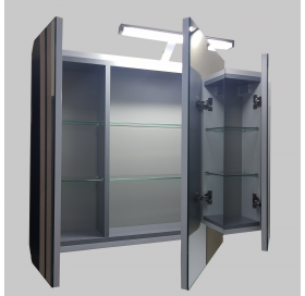 Зеркальный шкаф 55 см MARSAN THERESE-1