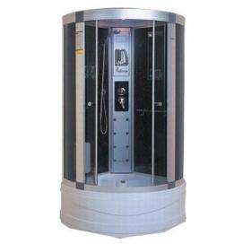 Гидробокс MIRACLE 90x90, профиль сатин, F6-5/Rz
