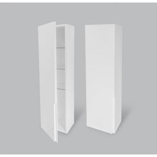 Пенал NORWAY MINI, белый, левый, M200601