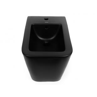 Биде подвесное Newarc Aqua 9443B-M черный матовый