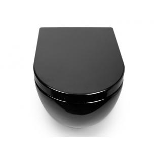 Унитаз подвесной Newarc Modern Rimless 3823B NEW с сиденьем SoftClose