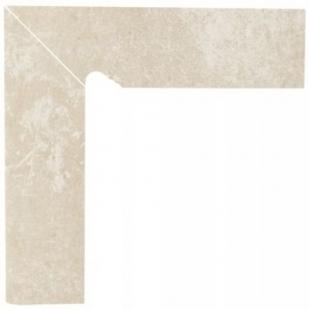 Цоколь Paradyz Cotto левый 8,1x30 crema PRZ00314
