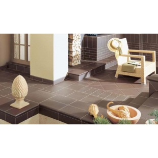 Фасадная плитка Paradyz Natural brown 24,5x6,5  PRZ02110