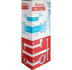 Набор смесителей для душа Ravak Classic (CL 012,CL 032,953.00,972.00,911.00), 70320253