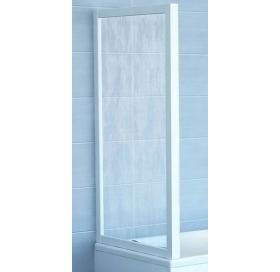 Стенка для ванны  Ravak SUPERNOVA APSV-70 Rain, белый профиль, пластик, 9501010241