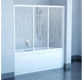 Шторы для ванны МетаКам CLASSIC 150 /140 / 3 сексции