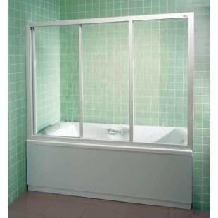 Шторы для ванны МетаКам CLASSIC  170 /140 / 3 сексции