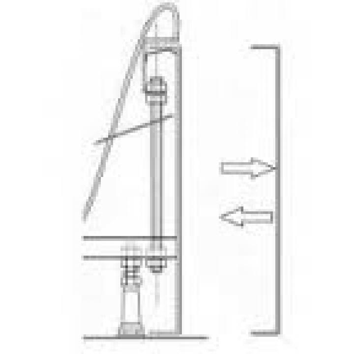 Крепление для панелей Ravak AVOCADO, B28000000N