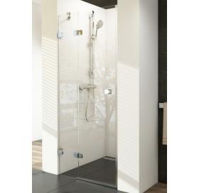 Душевые двери Ravak BRILLIANT BSD 2 - 100 A-R Transparent, хром, безопасное стекло, 0UPAAA00Z1