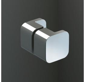 Набор фурнитуры Ravak B SET для душевой шторы BRILLIANT BSDPS - 120 L, хром, D01000A082