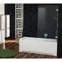 Держатель шторы для ванны Ravak B SET BVS2 - 100 R хром, D01000A071