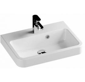 Умывальник BeHappy II 550, белый, XJA01155000