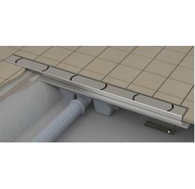 Душевой канал Ravak CHROME 850, нержавеющая сталь, X01427