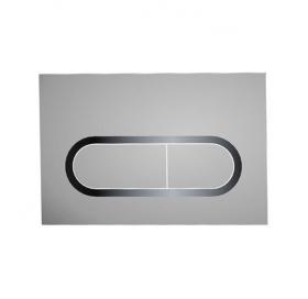 Кнопка смыва для инсталляции Ravak CHROME, 3/6 л, сатин, X01454