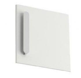 Дверца для тумбы Ravak SD CHROME 400, белый глянец, левая, X000000540