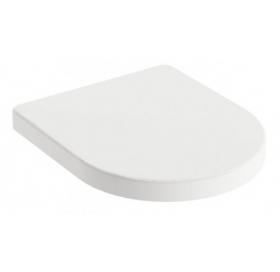 Сиденье для унитаза Ravak CHROME, дюропласт, микролифт, с креплением, X01451