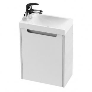 Дверца для тумбы под раковину Ravak SD CLASSIC 400, 40 см, белый глянец, правая, X000000421