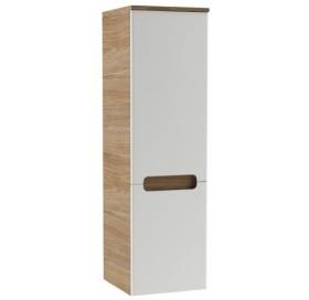 Шкаф боковой Ravak SB 350 CHROME L каппучино/белый, X000000966