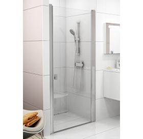 Душевая дверь Ravak CHROME CSD 1 - 90 Transparent, полированный алюминий, безопасное стекло, 0QV70C0