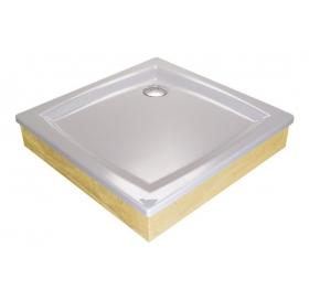 Поддон для душевых кабин Ravak GALAXY PERSEUS 100 EX, квадратный, акрил, A02AA01310