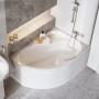 Ванна акриловая Ravak ROSA I 140 CV01000000 R