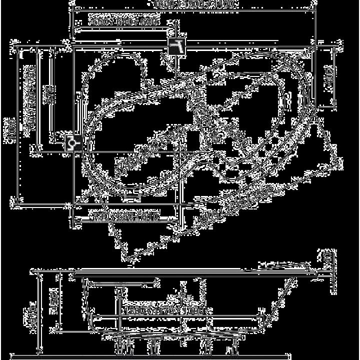 Ванна акриловая Ravak ROSA I 150 CK01000000 L