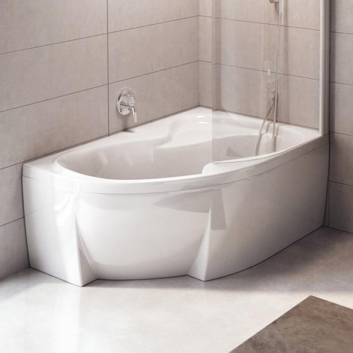 Панель для ванны Ravak ROSA 95 R 160 асимметричная (CZ58100A00)