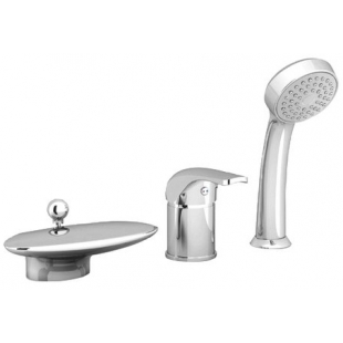 Смеситель для ванны Ravak Rosa RS 025.00, X07P003