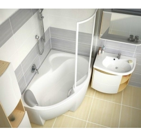 Раковина мебельная Ravak ROSA Comfort 78 см, левая, XJ8L11N0000