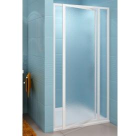 Душевые двери Ravak SUPERNOVA SDOP - 90 Transparent, белый профиль, стекло, 03V70100Z1