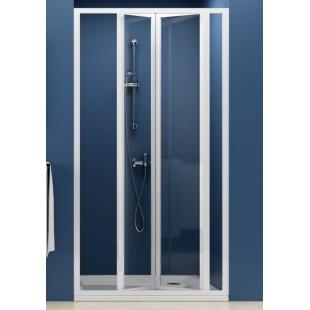 Душевые двери Ravak SUPERNOVA SDZ 3 - 80 Pearl, пластик, 02V4010011