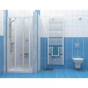 Душевые двери Ravak SUPERNOVA SDZ 3 - 90 Transparent, стекло, 02V70100Z1