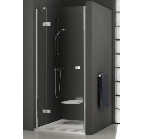 Душевые двери Ravak SMARTLINE SMSD 2 - 120 A-R Transparent, безопасное стекло, хром, 0SPGAA00Z1